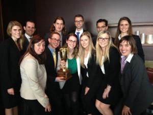 Hicks Cup Moot Winners Photo