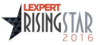 Lexpert Rising Star Badge