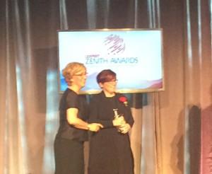 Catherine Peters Zenith Awards