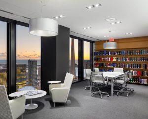 Hicks Morley Toronto Meeting Room