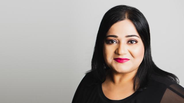 Shivani Chopra headshot