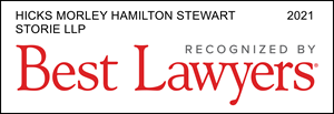 Best Lawyers Firm Recognition 2021